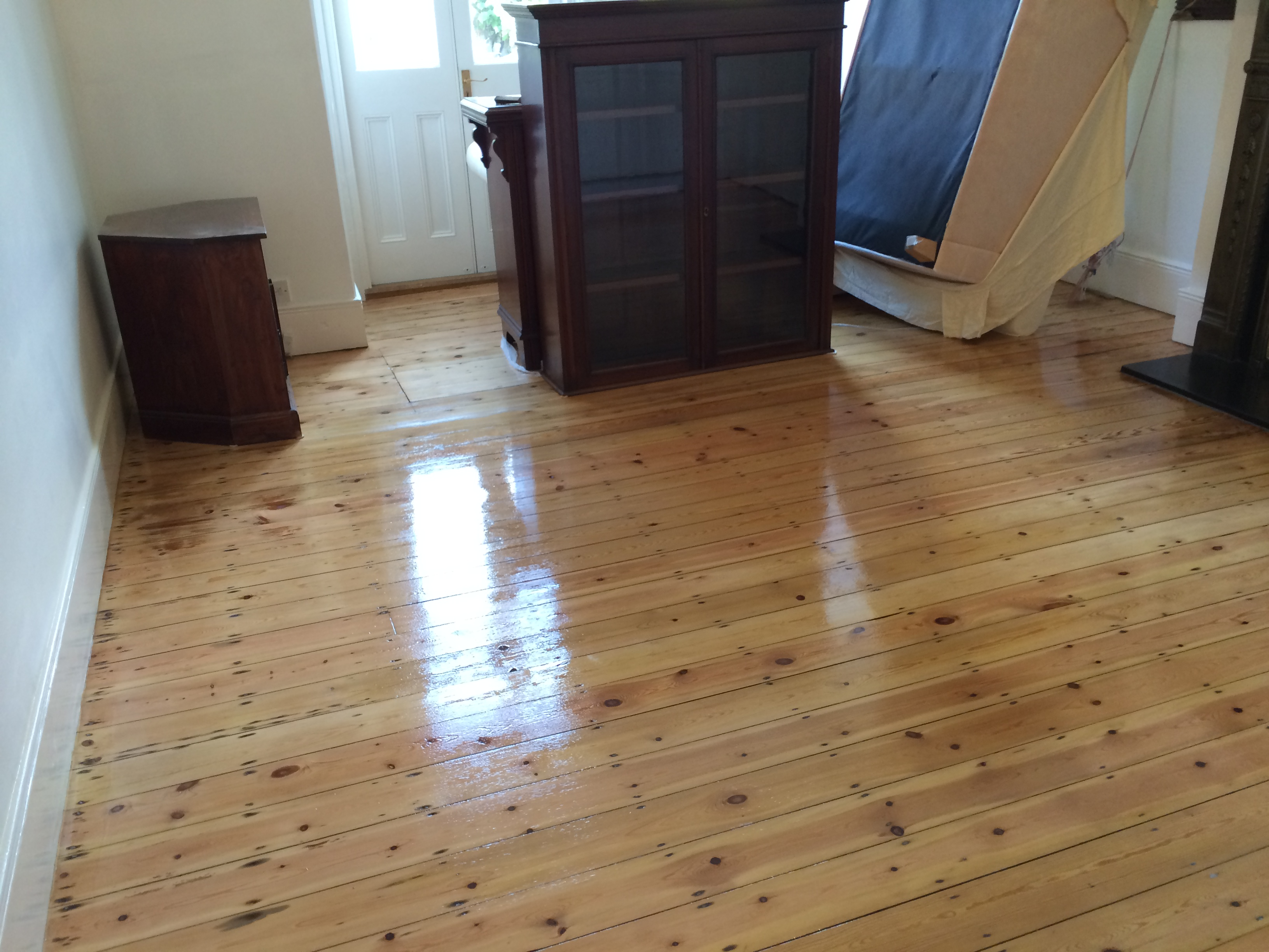 gallery, se6 - wonderful floor sanding catford.